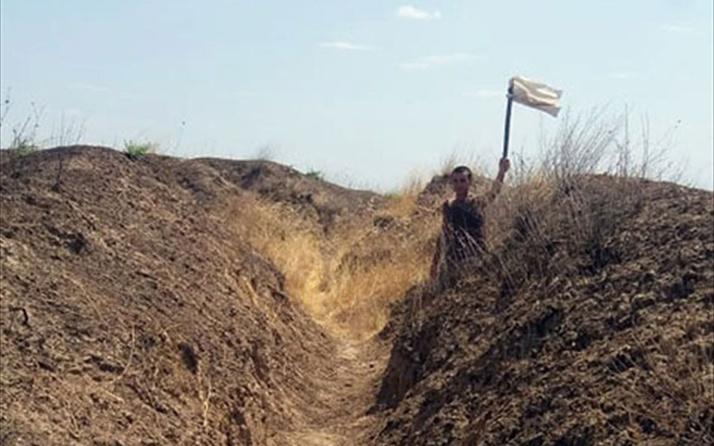 Ermenistan askeri Azerbaycan'a sığındı