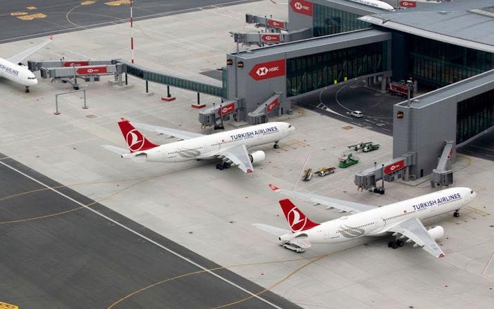 İstanbul Havalimanı'nda bir araç çalışanların üzerine düştü: 1 kişi can verdi