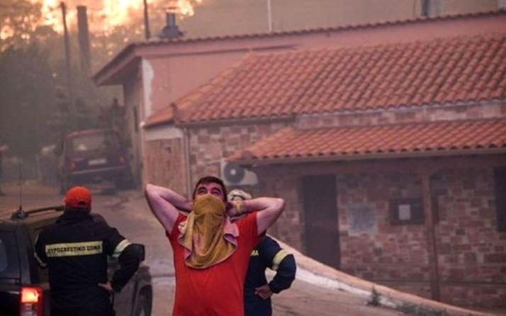 Komşu da yanıyor! Orman yangınları sonrası olağanüstü hal ilan edildi