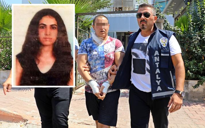 Antalya'da ablasını kötü yola düştüğünü sanıp öldürdü