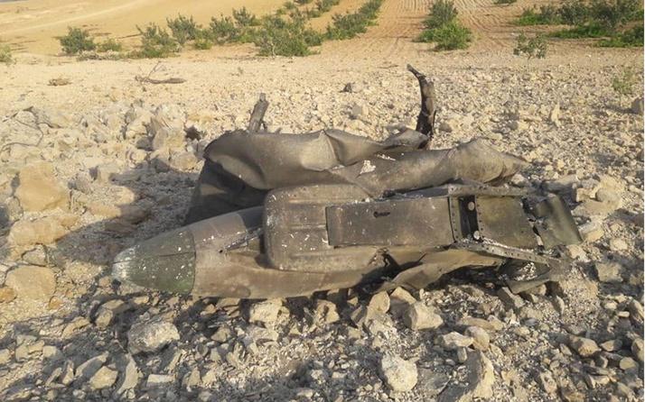 İdlib'te muhalifler rejim uçağını düşürdü