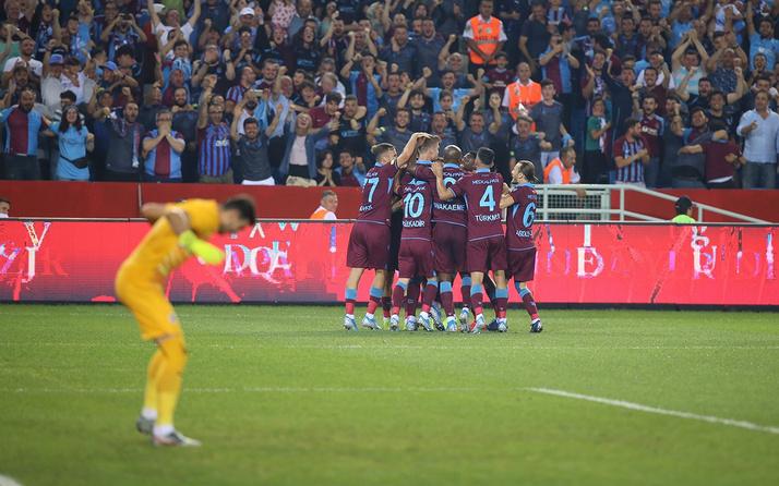 Trabzonspor Sparta Prag Avrupa Ligi maçı golleri ve geniş özeti