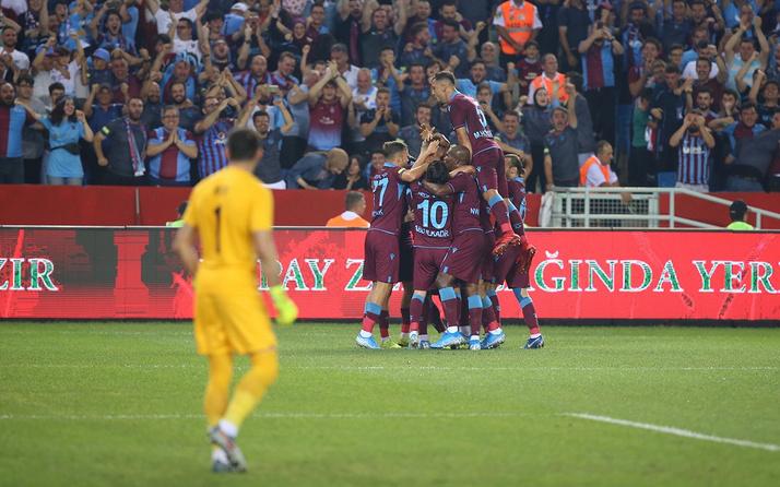 Trabzonspor'un Avrupa Ligi'ndeki rakibi AEK oldu