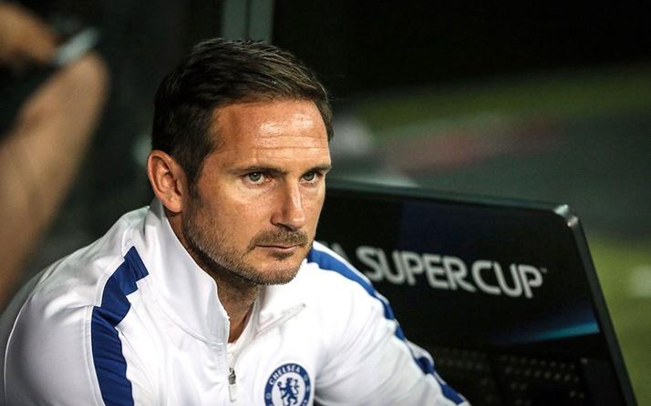 Frank Lampard: Takımımın performansından gurur duydum