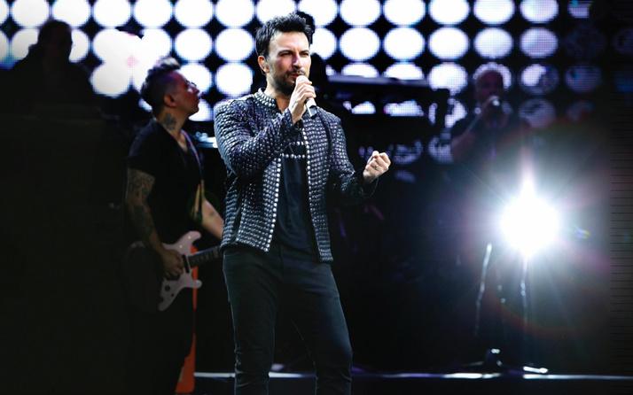 Megastar Tarkan'ın Açıkhava konseri biletleri 6 bin liraya kadar alıcı buluyor