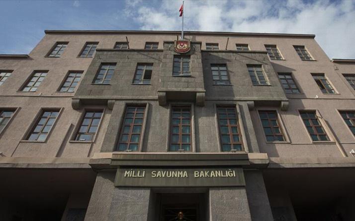 MSB Barış Pınarı bölgesindeki faaliyet rakamlarını açıkladı