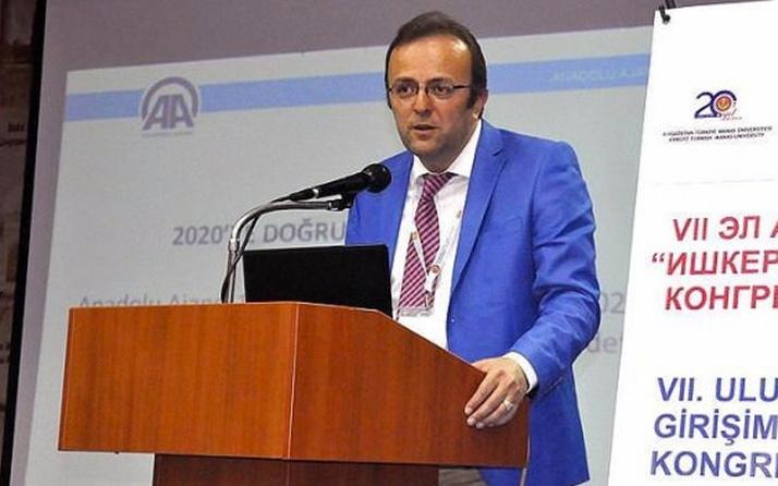 Basınİlan Kurumu Genel Müdürlü Rıdvan Duran kimdir? İBB daire başkanıydı