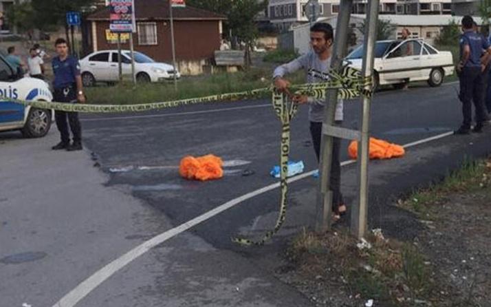 İstanbul'daki feci kazada 2 kişi yaşamını yitirdi