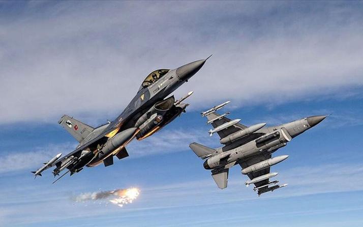 Milli Savunma Bakanlığı duyurdu! PKK bir darbe daha.. 3 terörist etkisiz hale getirildi