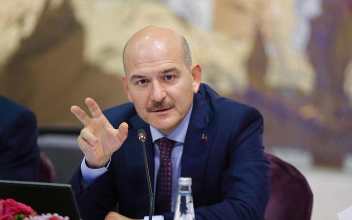 Bakan Süleyman Soylu: Türkiye afet riski yüksek bir ülke
