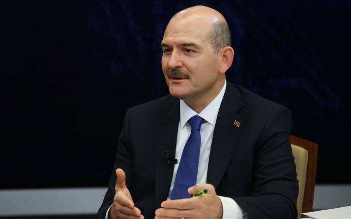 """İçişleri Bakanı Süleyman Soylu'dan """"30 Ağustos Zafer Bayramı"""" mesajı"""