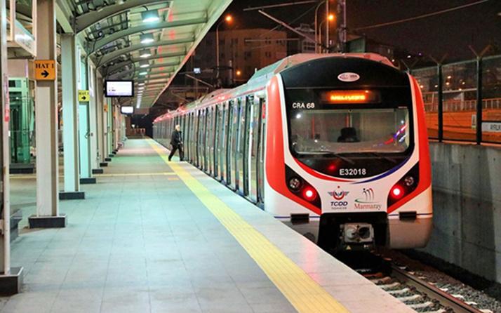 Ulaştırma Bakanlığı açıkladı: Marmaray da 24 saat hizmet verecek