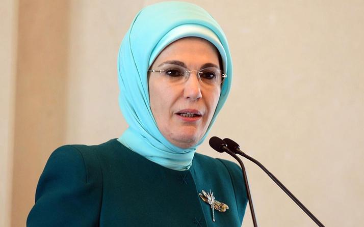"""Alarm veriyor! Cumhurbaşkanı Erdoğan'ın eşi Emine Erdoğan'dan """"su"""" uyarısı"""