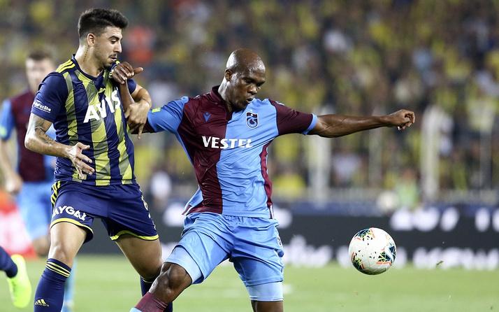 Fenerbahçe Trabzonspor maçı golleri ve geniş özeti