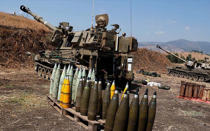 Lübnan'dan İsrail tarafına tanksavar atışı