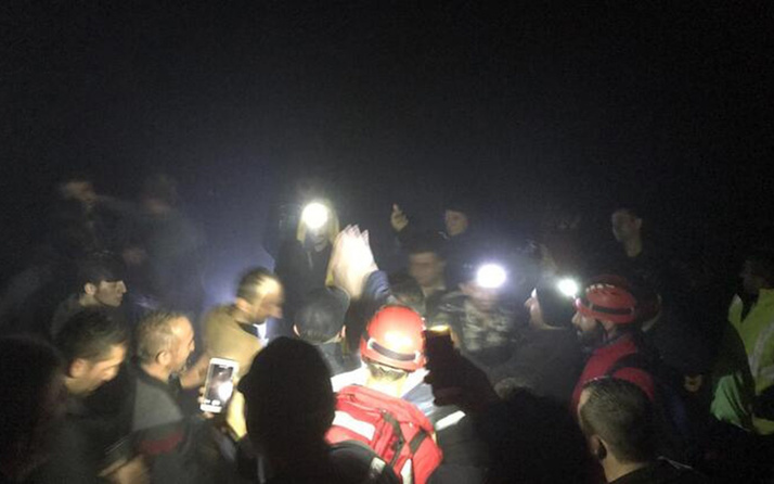 Rize'de kayıp biri çocuk 6 kişiden haber var