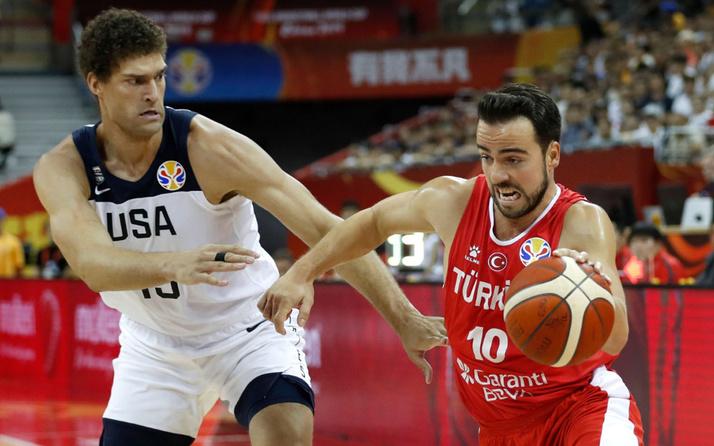Türkiye ABD basketbol maçı nefes kesti uzatma dakikaları saç baş yoldurttu