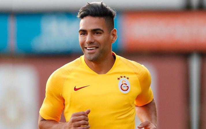Falcao'nun yeni bir getirisi! Kolombiya'da Galatasaray canlı yayınlanacak