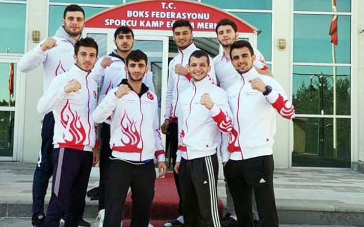 Boks Milli Takımı Dünya Şampiyonası'na katılmak için Rusya'ya gitti