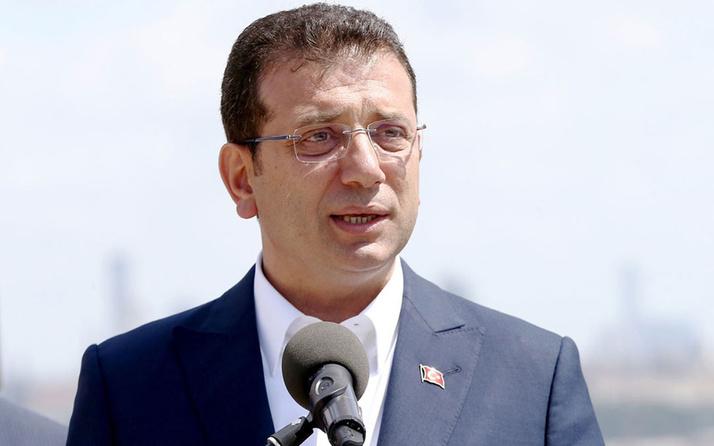 İBB başkanı Ekrem İmamoğlu! Kanal İstanbul'u kimse dayatamaz
