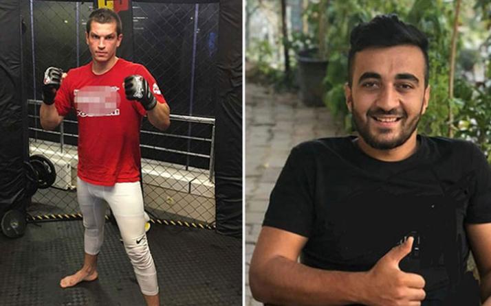 Kadıköy'de milli kick boksçunun yan baktın kavgası cinayetle bitti!