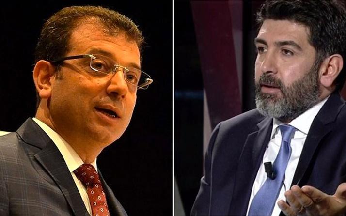 Muhalif yazar Levent Gültekin'den İmamoğlu'na 'Yenikapı' tepkisi! Ne oldu? Niçin vazgeçtin?