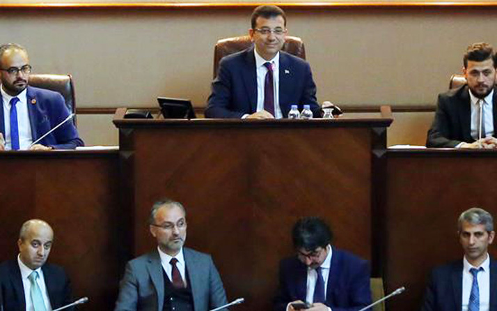 İBB Başkanı Ekrem İmamoğlu AK Parti'nin kararlarını veto etti!