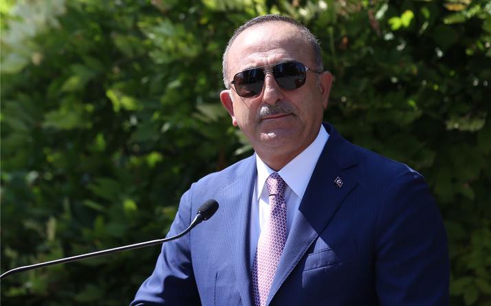 ABD ile güvenli bölge müzakereleri! Mevlüt Çavuşoğlu'ndan ABD'ye sert sözler