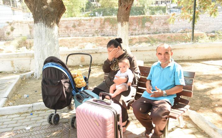 İzmir'de parkta kalan ailenin bebeklerinin medikal ayakkabısı çalındı
