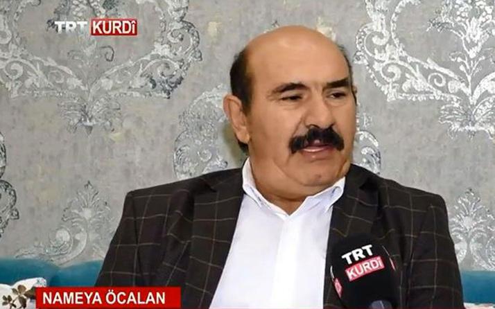 Apo'nun kardeşi Osman Öcalan felç geçirdi