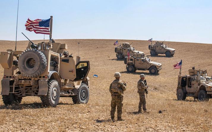 YPG istedi ABD 'tamam' dedi 150 asker ile Türkiye'ye Suriye'ye 'girme' mesajı