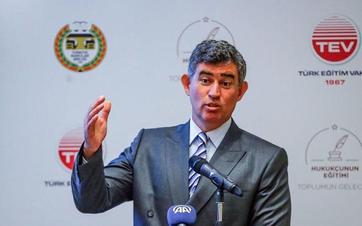 Yargı Reformu Strateji Belgesi ile ilgili konuşan Metin Feyzioğlu'ndan kritik açıklama