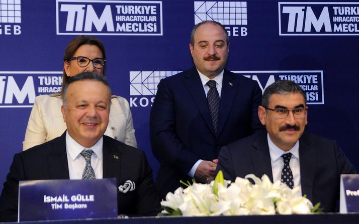 Bakan Mustafa Varank açıkladı KOBİ'lere 6 farklı kalemde destek
