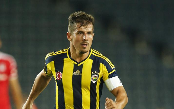 Fenerbahçe'de kaptan Emre Belözoğlu maç kafilesinde yer almadı