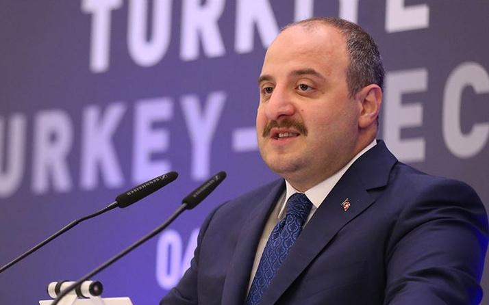 Bakan Mustafa Varank Türkiye'nin 2023 Sanayi ve Teknoloji Stratejisi'ni açıkladı