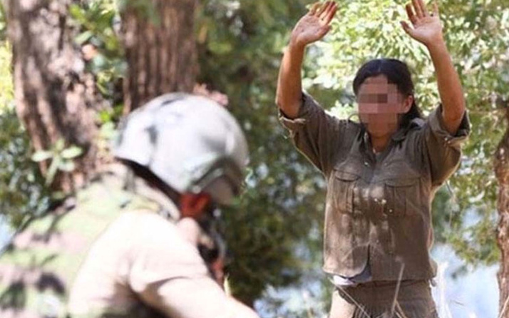 Çözülme devam ediyor! Silopi'de 4'ü kadın 6 PKK'lı terörist teslim oldu