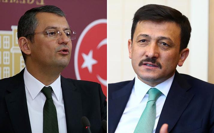 Bekir Pakdemirli'ye 'sana Manisa'yı dar ederiz' diyen CHP'li Özel'e AK Parti'den sert tepki