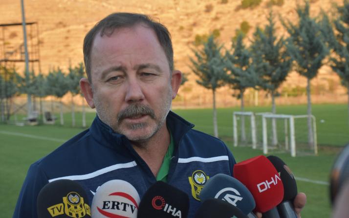 Sergen Yalçın'dan Galatasaray maçı öncesi iddialı sözler