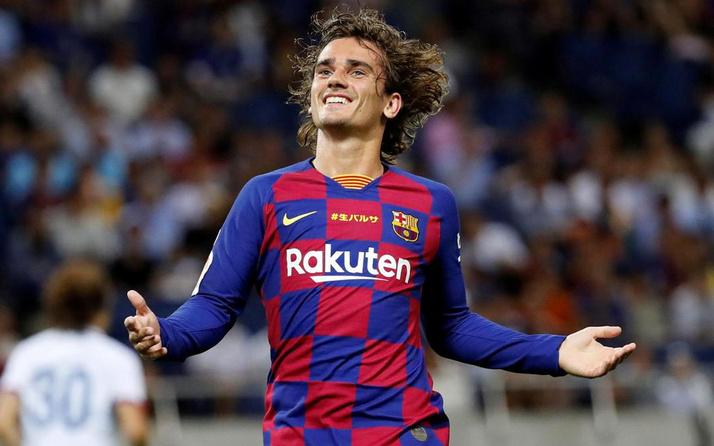 Atletico haklı çıktı! Barcelona'ya Griezmann şoku