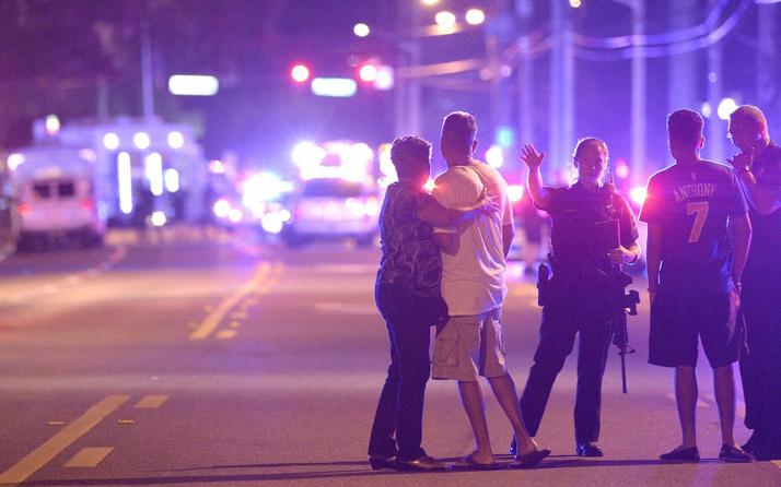 ABD'de gece kulübüne saldırı