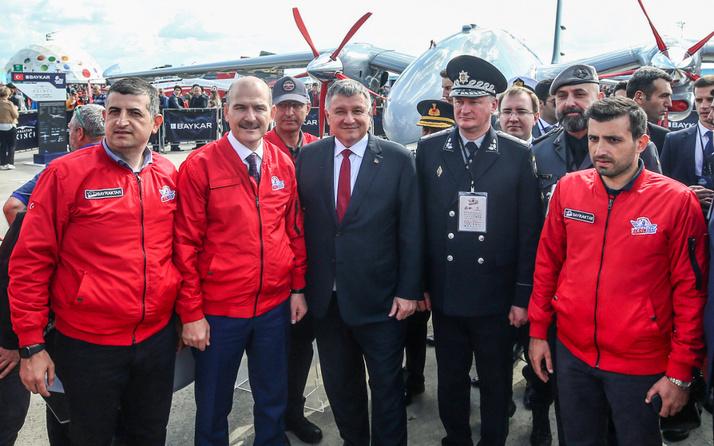 Ukrayna ile Türkiye havacılık alanında işbirliğini artırmak için anlaştı
