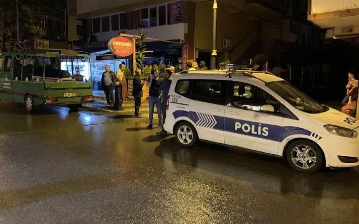 Maltepe'de 17 yaşındaki genç babasını defalarca bıçaklayarak öldürdü