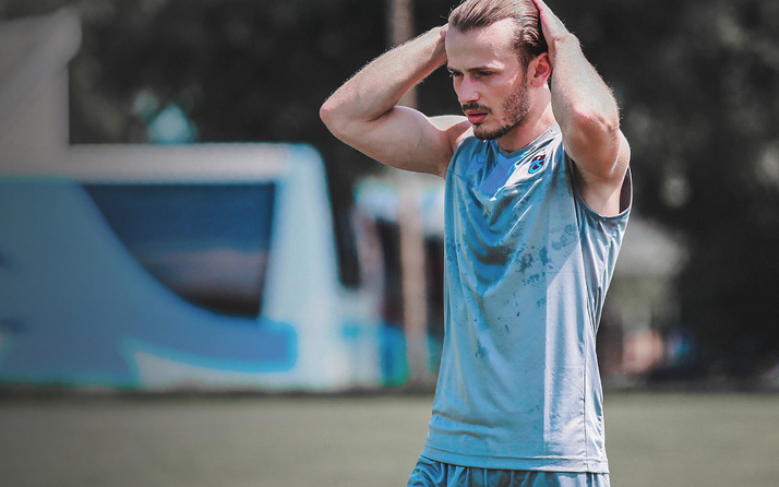 Trabzonspor'da Abdülkadir Parmak'ın sözleşmesi uzatıldı