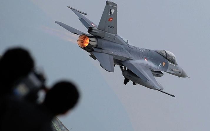 Erdoğan ABD'deyken İki F-16'mız Fırat'ın doğusunda uçtu