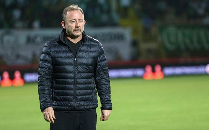 Galatasaray beraberliği Sergen'i mutlu etmedi