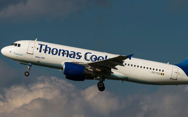178 yıllık İngiliz seyahat şirketi Thomas Cook battı! 22 bin kişi işsiz kaldı