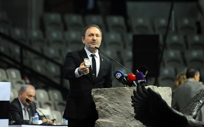 Beşiktaş başkan adayı Hürser Tekinoktay'dan açıklama
