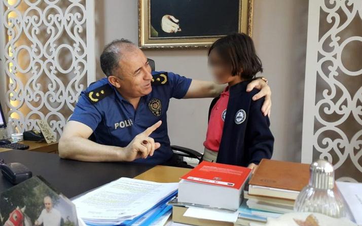 Bursa'da su satan küçük kızın hayatı bir anda değişti