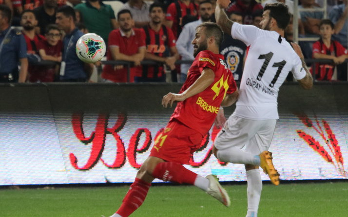 Gazişehir Gaziantep Göztepe maçı golleri ve geniş özeti