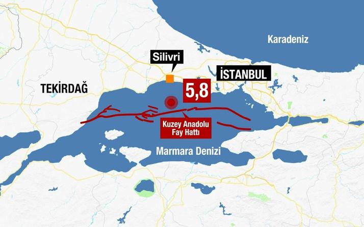 İstanbul depreminde en çok etkilecek ilçe açıklandı! Listede 20 ilçe daha var